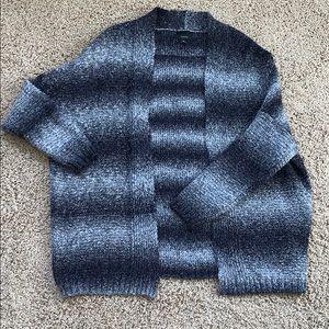 Open Front Caridgan Sweater